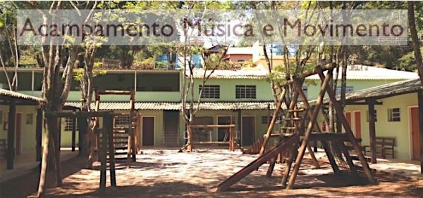 Acampamento Música e Movimento