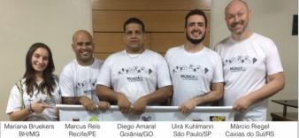 Introdução aos Jogos Musicais - Polos pelo Brasil