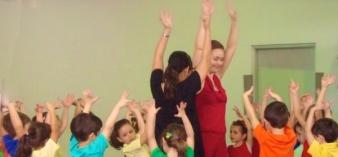 Movimento na Primeira Infância - Encontro para Educadores, Pais e Filhos
